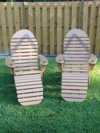 Flip Flops: Flip Flop Chair