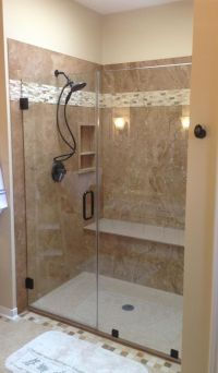 Tub to shower conversion | Stonehengeshowers.com | Pinterest