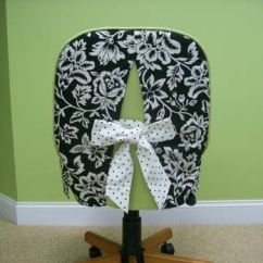 Parsons Chair Cover Tutorial Yellow Club Desk Chairs Covers | Room Ornament