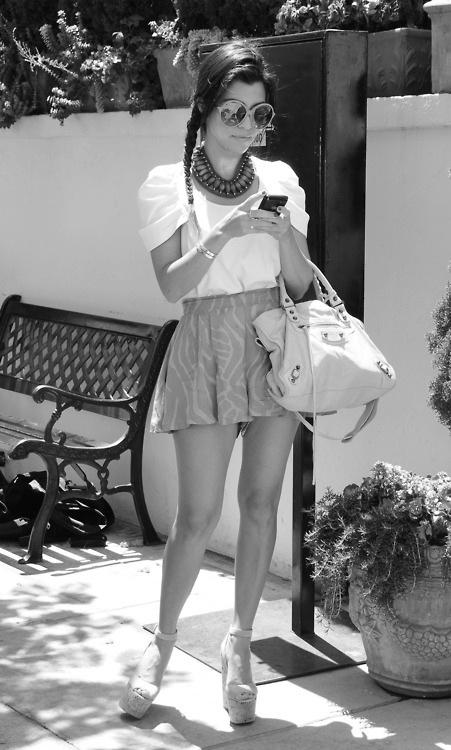 Style: Kourtney Kardashian