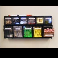 Office Supply: Office Supply Storage Ideas