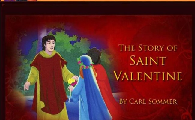 The Real Story Of St Valentine Catechist Ideas Pinterest