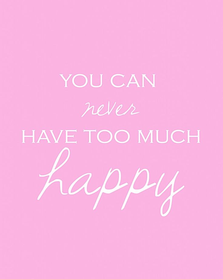 you can never have too much happy #smile