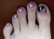 pretty toes toe nail art