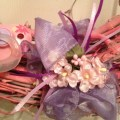 Purple ribbons amp bows baby shower ideas pinterest