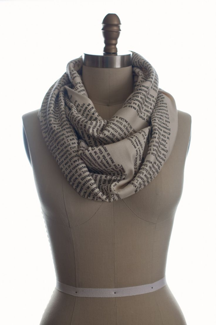 Sherlock Holmes StoriArts scarf! - ANY AUTHOR, ANY TIME