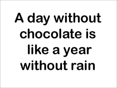 Cute Quotes About Chocolate. QuotesGram
