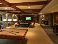 Dream basement/man cave | Home is where the heart is ...