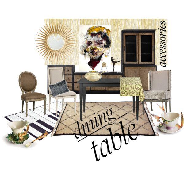 PINTEREST Dinning Table