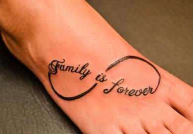 Tattoo Of Names Ideas