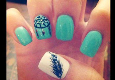 Simple Nail Art Design Ideas On Pinterest Simple Nail