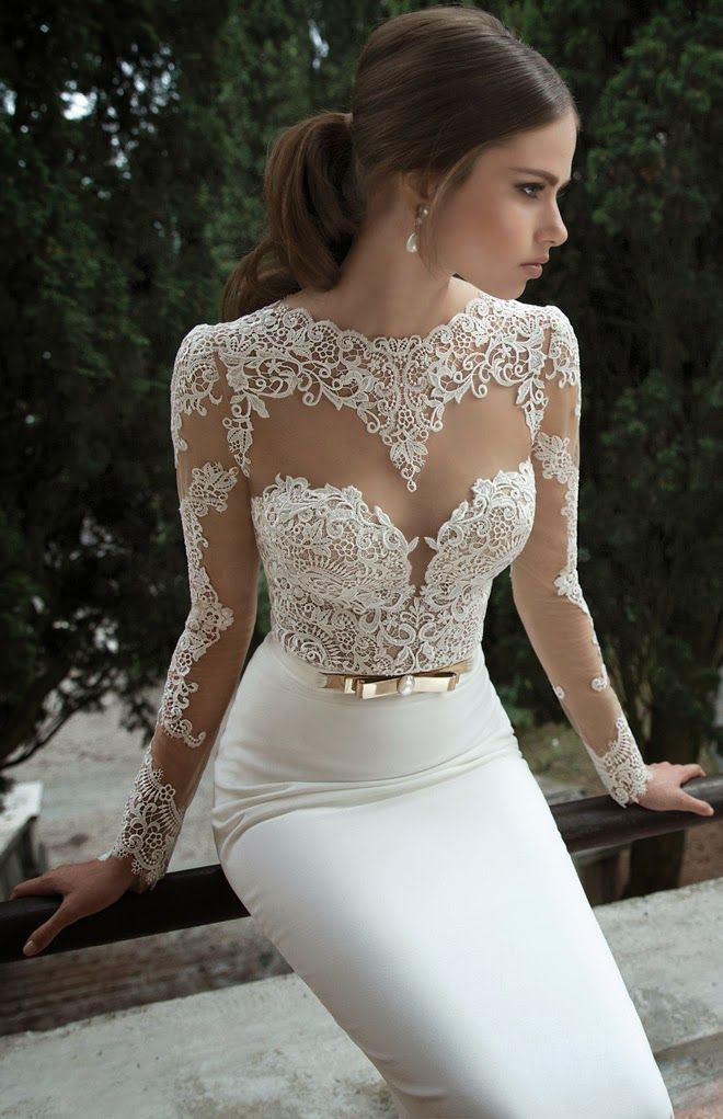 Sexy Berta Wedding Dresses 2014 Part I - MODwedding