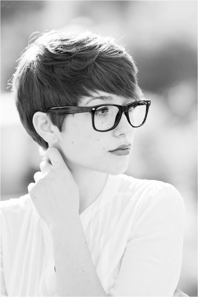 Cute glasses :)