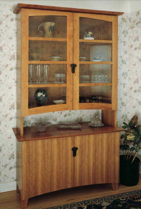 China cabinet plans  Build by Own