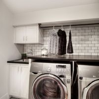 Altadore {3} Pipe Clothes Rod | New House-Laundry Room ...