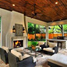 outdoor living. enclosed patio