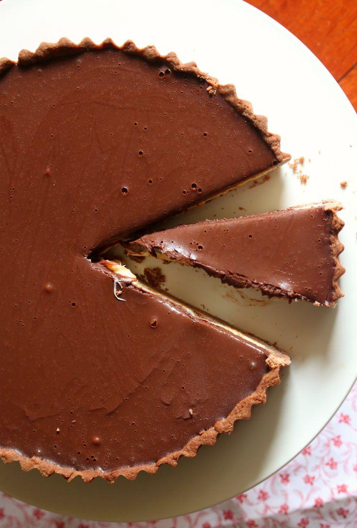 Salted Caramel Chocolate Torte Recipe