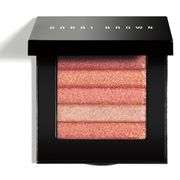 Shimmer Brick Compact - Nectar  soft coral glow