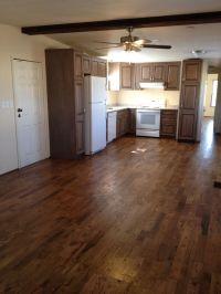 Hardwood floors in a mobile home | Flooring | Pinterest