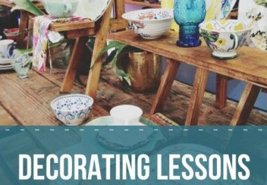 4 Decorating Lessons From Anthropologie The Inspired Room