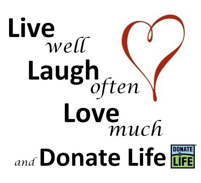 Donate Life Quotes. QuotesGram
