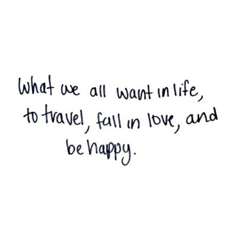 A good quote about travel!