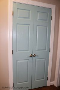 Door paint color-Behr Lap Pool Blue | Paint | Pinterest