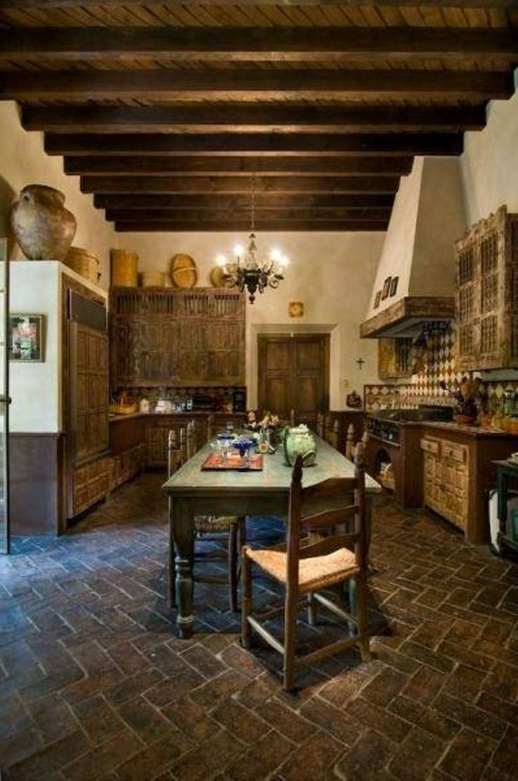 Old World Home Decorating Ideas |those floors!!!!!! Design Ideas and ...