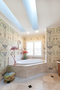 Pink Flamingo Bathroom   Bathroom   Pinterest