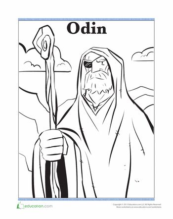 Viking Gods: Odin