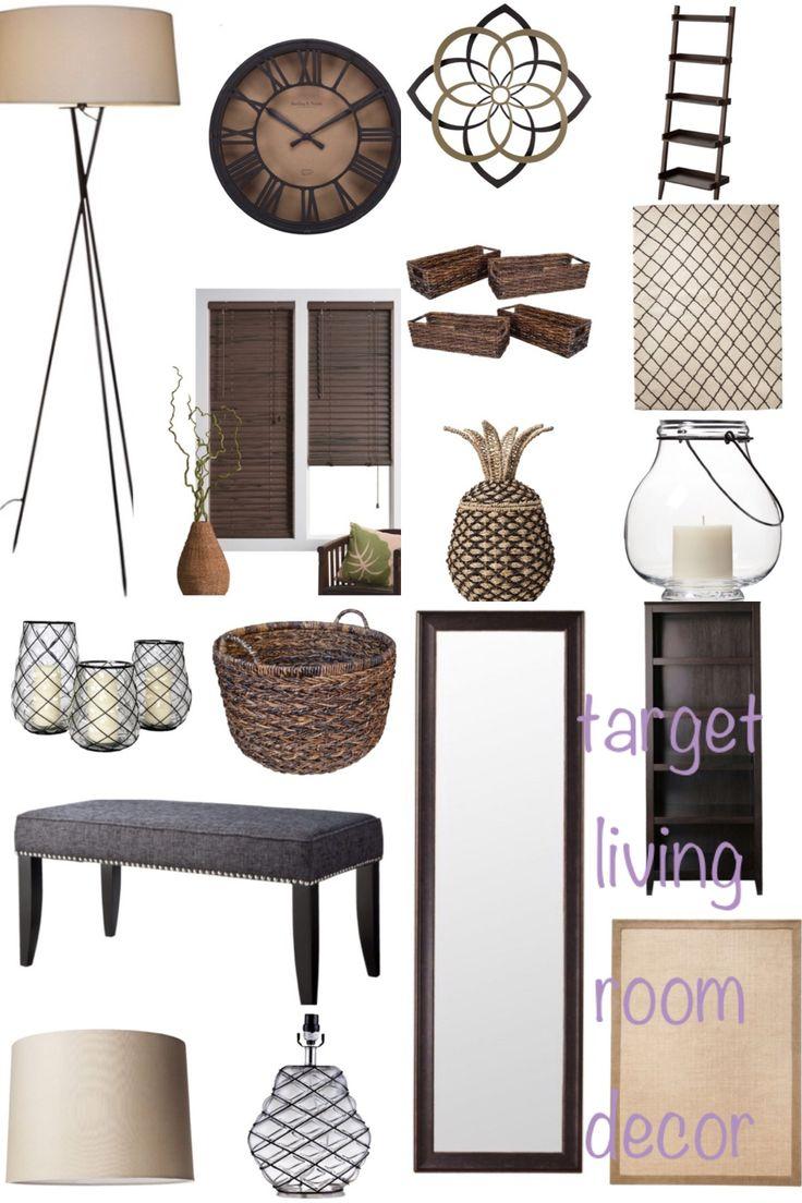 Target Living Room Decor