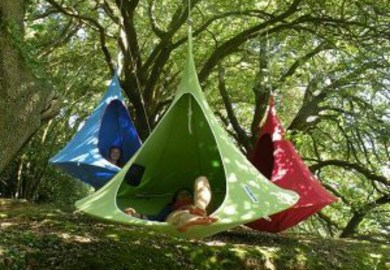 Cocoon Chair For Camping
