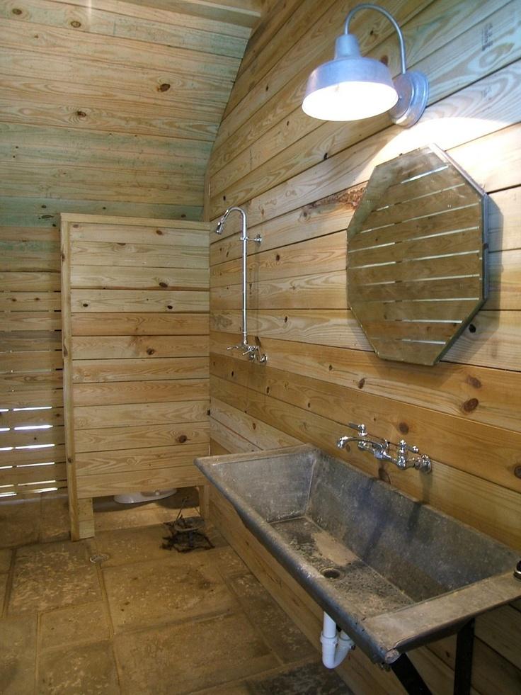Galvanized Trough Sink