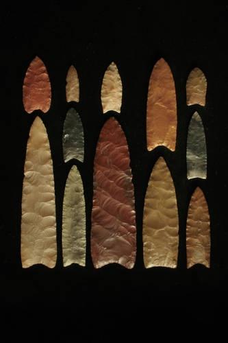 utensili del Paleolitico