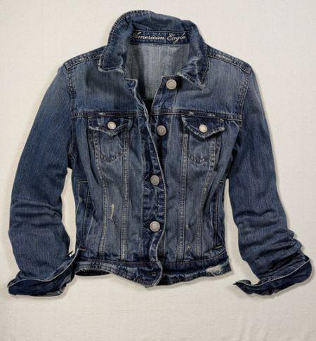 denim jacket over summer dresses during spring