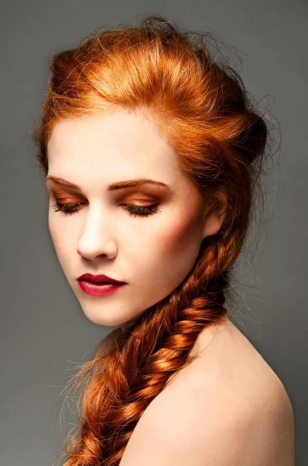 Ginger braid