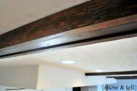 Diy Faux Ceiling Beams | myideasbedroom.com