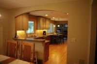 Opening up kitchen/dining room. | For the Home | Pinterest