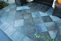 Slate tile porch..project ideas for Del! | Dream Homes ...