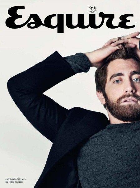 Jake Gyllenhaal By Nino Munoz For Esquire UK