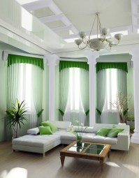 Decorating a Great Room with Cathedral Ceilings