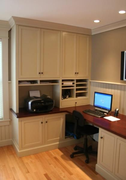 space saving home office idea 30 Corner Office Designs and Space Saving Furniture