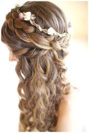 maid of honor hair wedding inspiration