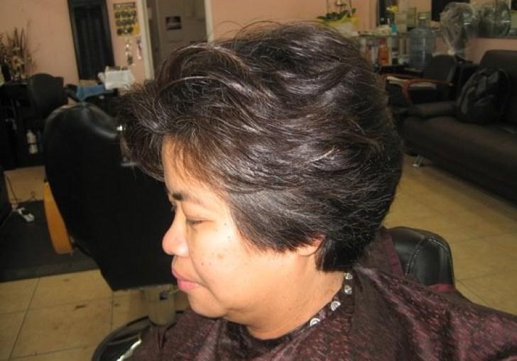 Short Hair Cust