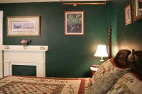 Hunter Green | Interior Color Schemes | Pinterest