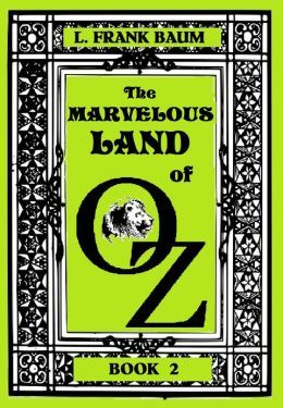 THE MARVELOUS LAND OF OZ 2940015778366 Simple Touches 6 - 10