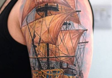 Ship Tattoo Ideas