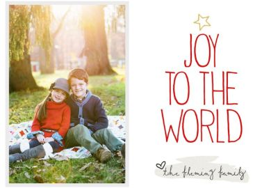 Best Christmas Card Templates For Photographers