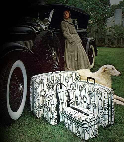 Fashionairre collection ad