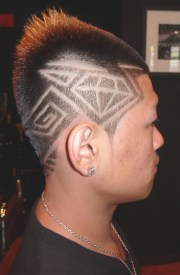 mens haircuts barbershop design